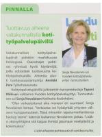 2015 Puhtaus ja Palvelu lehti 3.2015