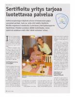 2011 Hyvä Puhtaus lehti 5.2011